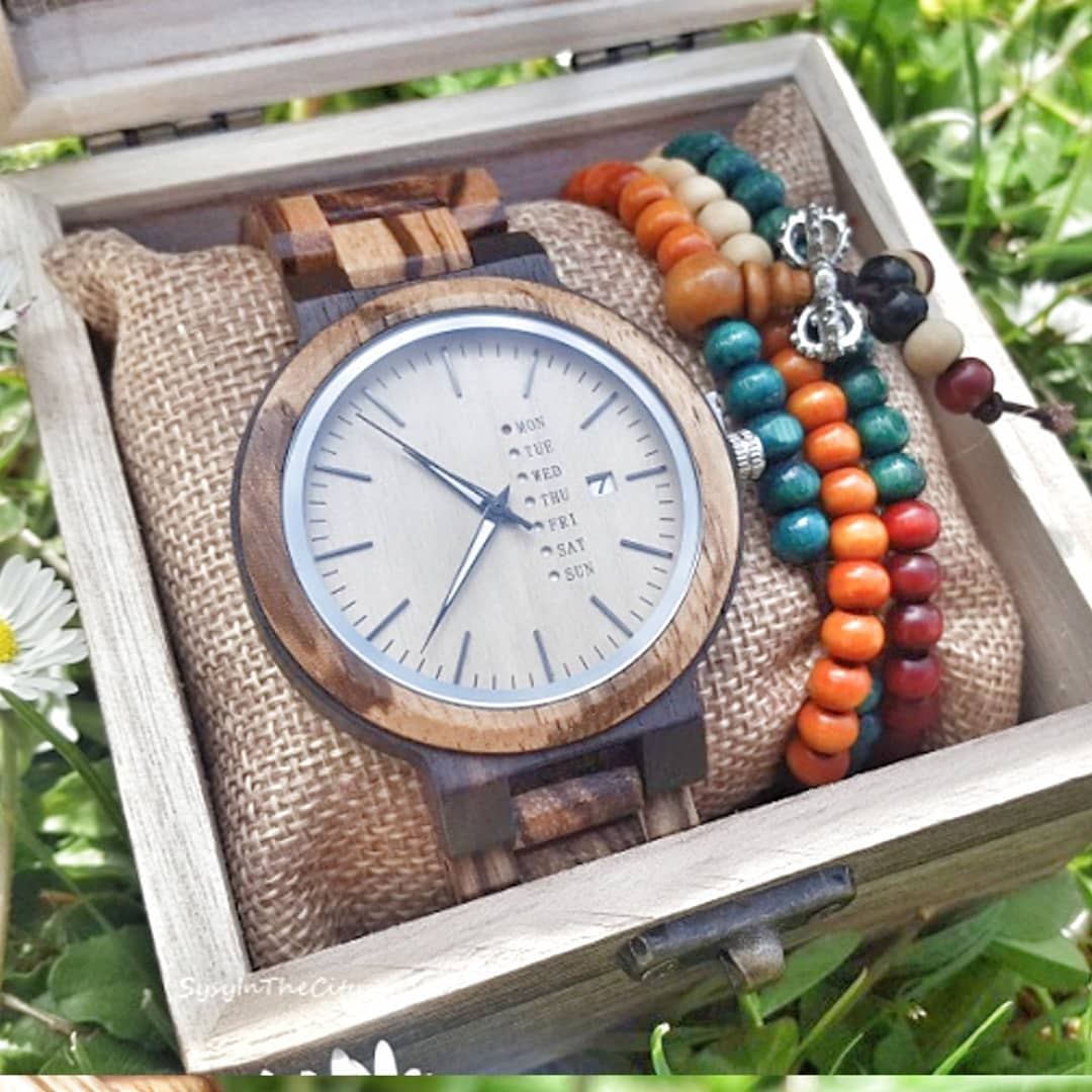 montre bois bambou thewoodstock