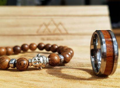 accessoire en bois