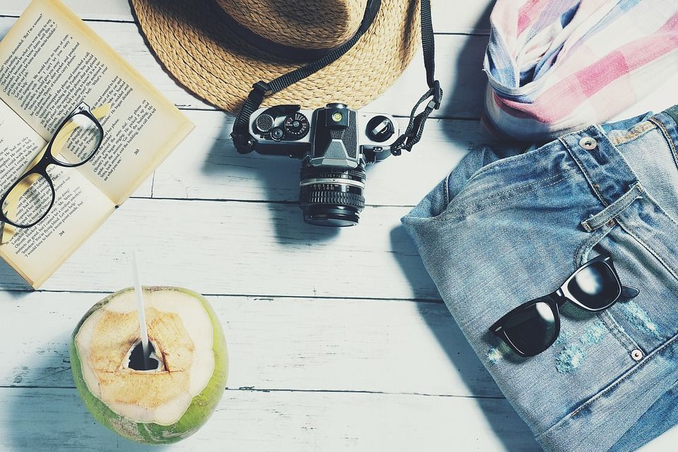 vacances photo budget