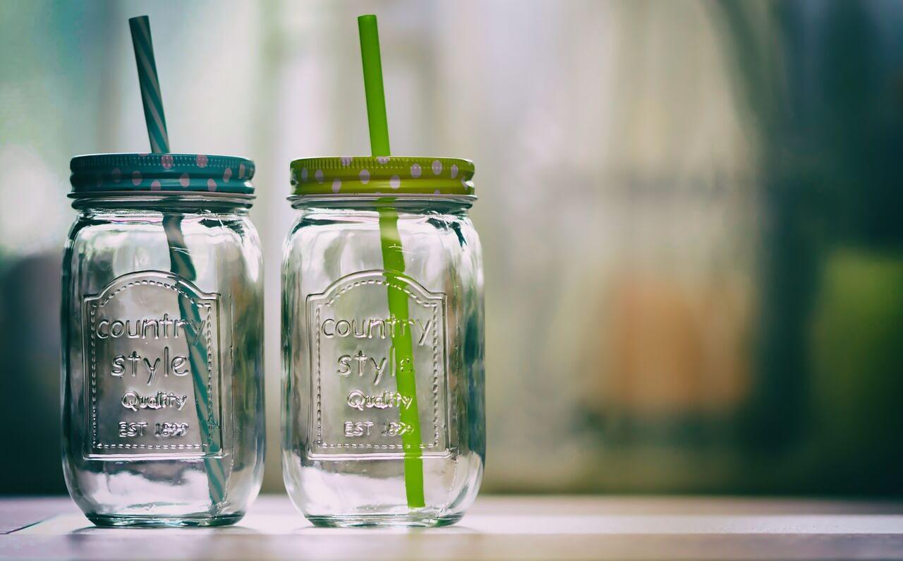 recyclage verre contenant déchets