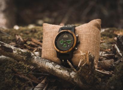 montre en bois outdoor jungle thewoodstock